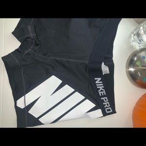 Nike pro spanks